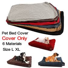 wondrous covers for dog bed 7 replacement covers for serta dog