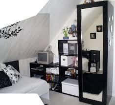 deco noir et blanc chambre incroyable deco noir et blanc chambre idées de design maison et