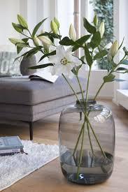 dekoration wohnzimmer vasen bodenvase dekorieren