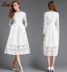 Amazing White Dress Gown Gallery