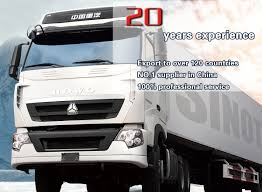 Jinan Huawo Heavy Duty Truck Trade Co., Ltd. - Dump Truck, Tractor Truck