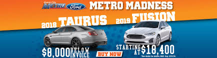 100 Craigslist St Louis Mo Cars And Trucks Metro Ford Inc New Ford Car Dealership Independence MO Near