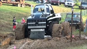 Big Mud Bogging Big Tires And Trucks