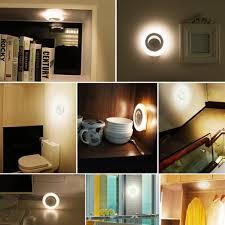 wireless motion sensor led cabinet light wall closet l