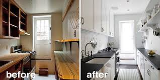 Before Amp After 15 Creative Kitchen Renovations