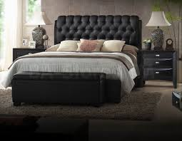 Skyline Furniture Tufted Headboard by Stunning Tufted Headboard Bedroom Set Pictures Decorating Design