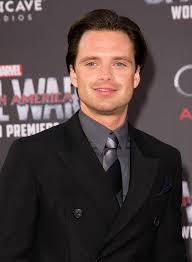 Sebastian Stan At The Captain America Civil War Premiere