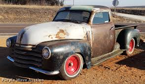 100 1947 Chevrolet Truck Pickup Truck Item AV9322 Wednesday Februa