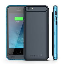 Battery Case for iPhone 6 or iPhone 6s MobilePal Ultra Slim