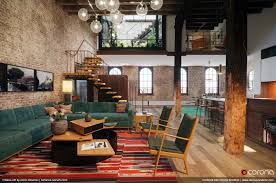 100 Lofts In Tribeca Loft 02 By Anton Abramov Corona Renderer