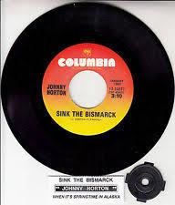 Sink The Bismarck Johnny Horton by Johnny Horton Vinyl Records Ebay