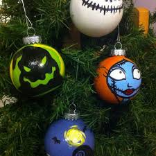 Nightmare Before Christmas Decorations by Best Nightmare Before Christmas Painting Products On Wanelo