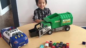SO COOL! Tonka Garbage Truck!!!! + REVIEW + PLAYTIME - YouTube Garbage Truck Tonka Climbovers Trash Treader Track 4x4 Action Mighty Motorized Ffp 07718 Ebay Climbovers With Orange Toy Play L Trucks Rule For Amazoncom Diecast Big Rigs Side Arm Toys Climb Over Vehicle Games Funrise Walmartcom Videos Children Green Picking Kids Fun Recycling Young Explorers Creative