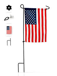 Flag Stand American Flag Rubber Stopper Anti Wind Clip by