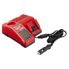 Milwaukee M12 And M18 12-Volt/18-Volt LIthium-ion Multi-Voltage 12V ... Motorcycle Car Auto Truck Battery Tender Mtainer Charger 110v 5a Sumacher Extender 6volt Or 12volt 15 Amp Sealey Autocharge6s Vehicle 6v 12v 12v 10a Smart Automatic Electric Lead Acid Lcd 2a Sealed Rechargeable Fifth Gear Compact Portable 6 For Cars Vans 24v Charger With Charge Current Indicator 20a Boat Caravan 4wd Solar Es2500 Economy 12 Volt Booster Pac Es2500ke Soles2500ke Motor Suaoki 4 612v Fully Accsories Automotive Diy All Game