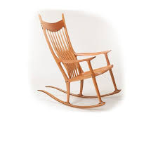 Sam Maloof Rocking Chair Class by Sam Maloof Woodworker Inc Beautiful Hand Made Furniture Designed
