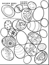 Printable Easter Egg Coloring Pages For Adults Chicks Pictures Hunt Color