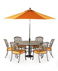 Sears Rectangular Patio Umbrella by Patio Sears Patio Table Sets Macys Patio Furniture Plastic