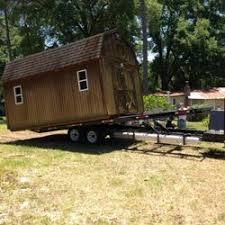 Storage Sheds Ocala Fl by Usa Shed Movers Movers Ocala Fl Phone Number Yelp