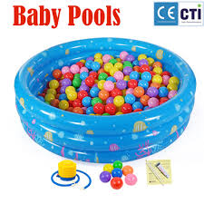 Inflatable Bath For Toddlers by Qoo10 Baby Spa Swim Swimming Pool Bath Tub Baby Bathtub