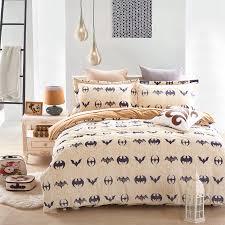 Batman Bed Set Queen by Batman Bedding Set Duver Cover Flat Sheet Pillow Cases Soft 4pcs