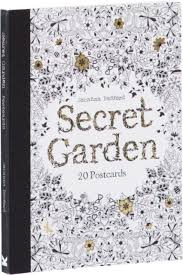 Amazon Secret Garden 20 Postcards 0787721964056 Johanna Basford Books