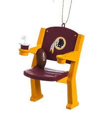 Amazon.com : Washington Redskins Stadium Chair Ornament : Sports ... Nfl Week 7 Tuckers Stunning Miss Dooms Ravens Browns Lose In Ot Neo Chair Licensed Marvel Gaming Stool Black Panther Footrest Dallas Cowboys Recliner Gala Bakken Design Electric Full Body Shiatsu Massage Foot Roller Zero Gravity Stackable Tiki Figurine Washington Redskins Shop Premium Bungee Free Shipping Logo Leather Office Today Overstock High Back Chairs 2pack Ultra Pool Table Place By D Amazoncom Imperial Green Bay Packers Intertional Pladelphia Flyers With