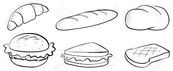 Bread clipart carbohydrate 11