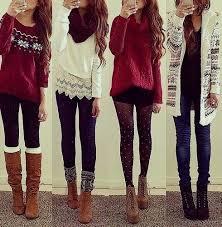 Cute Winter Dresses Tumblr Naf