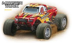 Dromida 1/18 Monster Truck Brushless 4WD RTR - Overview