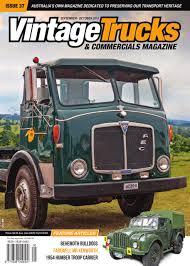 100 Vintage Truck Magazine S Commercials SeptOct 2016 Subscriptions