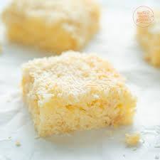buttermilchkuchen mit kokos