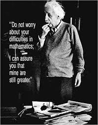 Einstein Quote Poster College Supplies Fun Dorm Products Necessary
