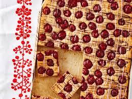 schneller kirsch nuss kuchen