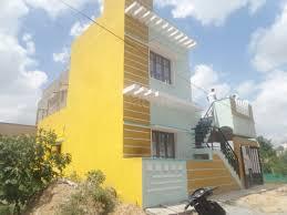 100 Villa Houses In Bangalore 3 BHK Property In Akshya Nagar East Triple Bedroom
