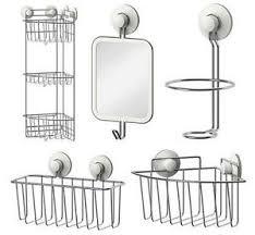 badezimmer ablagen schalen körbe 24x14cm duschablage