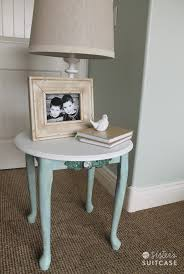 Americana Decor Creme Wax Deep Brown by Table Makeover With Chalky Finish Paint From Americana My