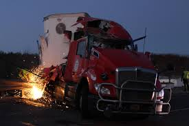 Semitrailer Overturns On Crawford County Highway (with Video) - News ...