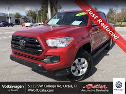 100 Ocala For Sale Trucks Toyota Tacoma For In FL 34472 Autotrader