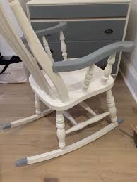 Rocking Chair Painted For A Customer Using Annie Sloan Chalk Paint ... Paraphernalia On Twitter Vintage Rocking Chair Painted In Annie Chalk Painted Rocking Chair Yard Sale Makeover Addicted 2 Diy Adult Vintage Shabby Chic With Cream Chalk Paint Baby In Tiffany Blue Using Sloan Paint Vintage Chalk Painted Rocking Chair Crystal Lake Il Patch The Miranda Kentucky Distressing Rocker Bees A Pod
