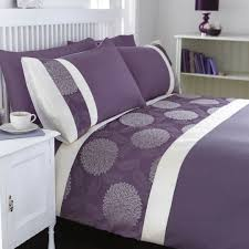 Awesome Purple Bedding Set
