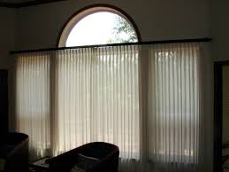 sheer fabrics drapery and decorative traverse rod contemporary