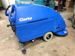 clarke floor scrubber focus ii clarke focus s33 floor scrubber used walk automatic scrubber
