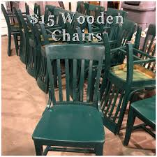 We Have Wooden Chairs In Stock. $15 Each - Habitat ReStore ... Tips To Reupholster Ding Chairs A Beautiful Mess Art Deco Ding Chairs Descgarappvnonline 4 Ways Cover Room Wikihow Wooden Fniture Repair Refishing Aarons Touch Up Italian French Louis Style In Wv14 How Restore Tablesfniture 10 Steps With Pictures 1911 Don P Smith Chair White Table Pallet Ideas Amazoncom Iron Stool Design Restoring Ancient Style A Chair Ifixit Guide