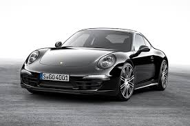 2016 Porsche 911 Carrera, Boxster Get Dark With Black Edition Line ...