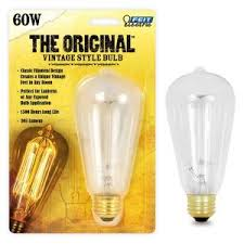 does anyone make the retro filament bulbs with a dimmable option