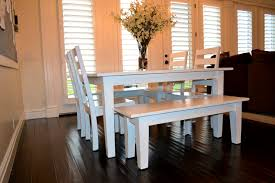 Kitchen Table And Bench Set Ikea by Bedroom Sweet Kitchen Oak Table Square Dark Wood White Round