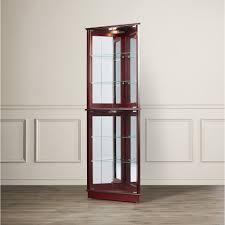 Curio Cabinets Walmart Canada by Corner Curio Cabinets Walmart Best Home Furniture Design