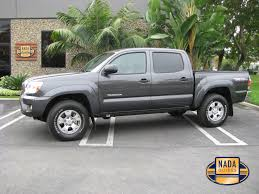 NADAguides.com Featured Vehicle For March - 2012 Toyota Tacoma ... 1948 Intertional Harvester Other Ihc Models For Sale Near New 2018 Ford Super Duty F350 Srw Limited 4wd Crew Cab 675 Box 1977 Chevrolet Ck Truck Cadillac Michigan 49601 1955 F100 2wd Regular San Jose California Trucks Long Beach 90815 1979 Scottsdale York South 2014 Suvs And Vans Jd Power Cars Toprated In The 2015 Initial Quality Study Used Pickup Prices Values Nadaguides Truck 1965 Las Vegas Nevada 89119 1964 Cheyenne Temecula