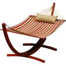 Living Accents Folding Hammock Chair by Modern Hammocks Allmodern